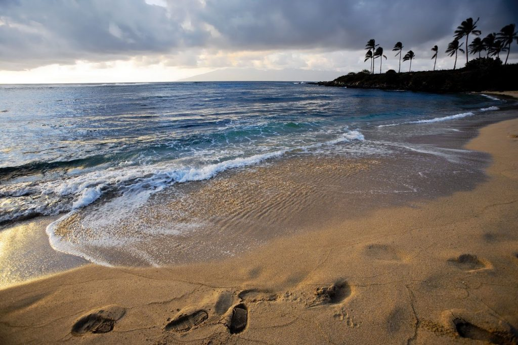 "Kapalua Bay was the first beach on Maui to be named ""America's Best Beach"""