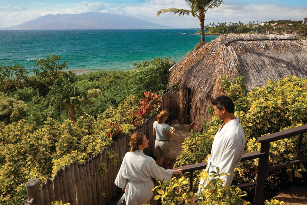 The Four Seasons spa offers traditional and specialty body treatments, facials, facial enhancements and massages. Image Source