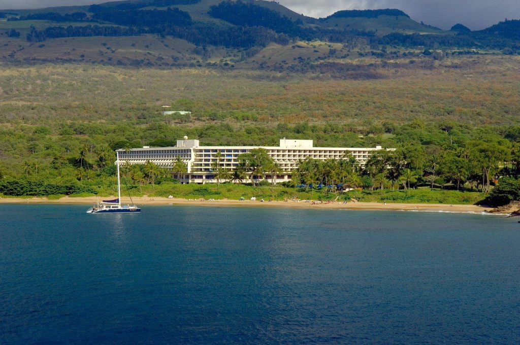 Makena Beach and Golf Resort showcases one of Maui's best garden and ocean views.