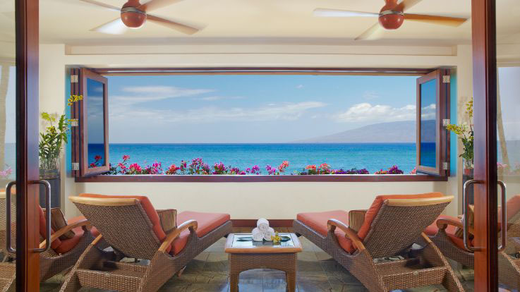 The Hyatt Regency Maui Resort & Spa is set on 40 acres of tropical gardens with fabulous beachside views.