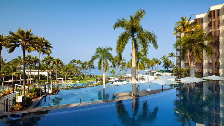 Andaz Maui at Wailea is the perfect luxury accommodation for visitors looking to treat themselves to a lavish Maui vacation.