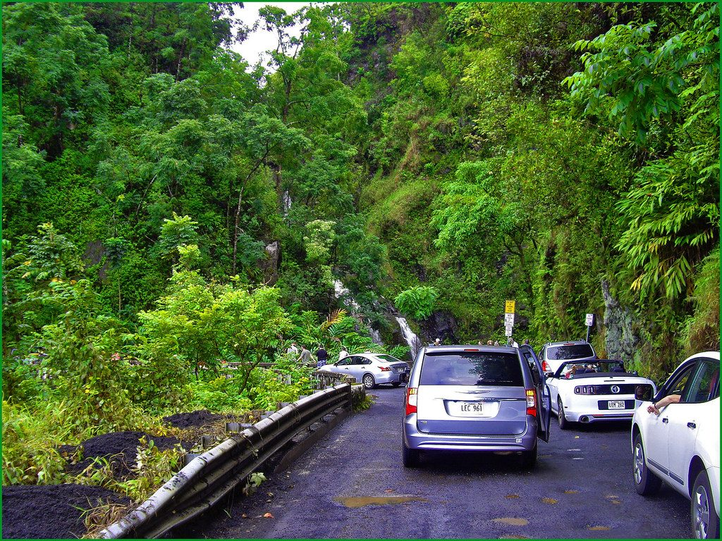 Most of Maui's most scenic roads are likely a local's daily commute.