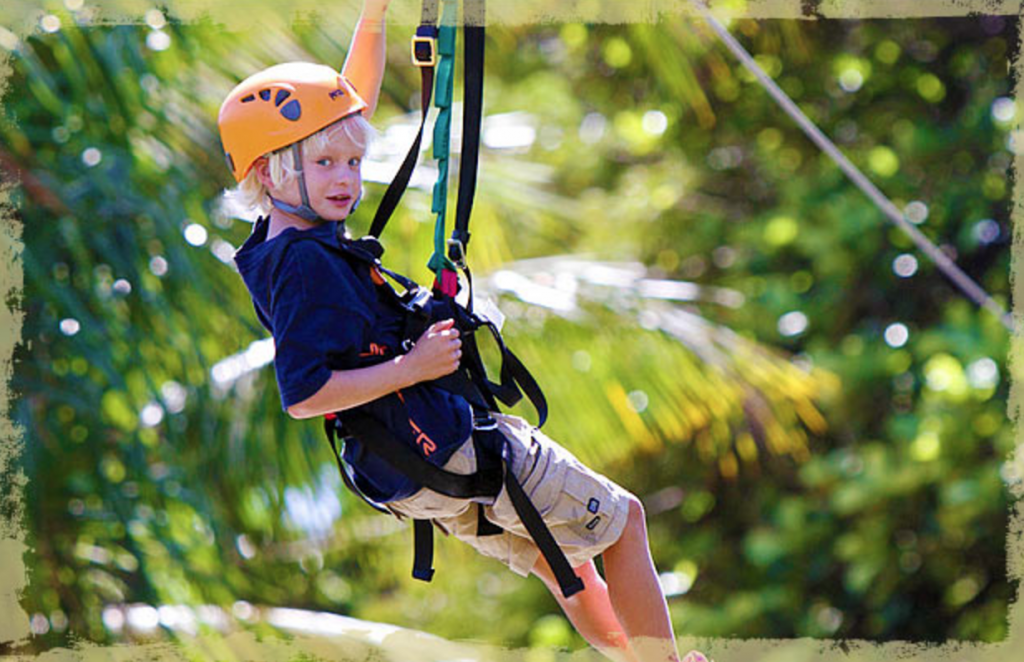A Maui zipline tour will surely become one of the highlights of your Maui vacation.